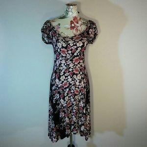 American Rag Floral Print Dress